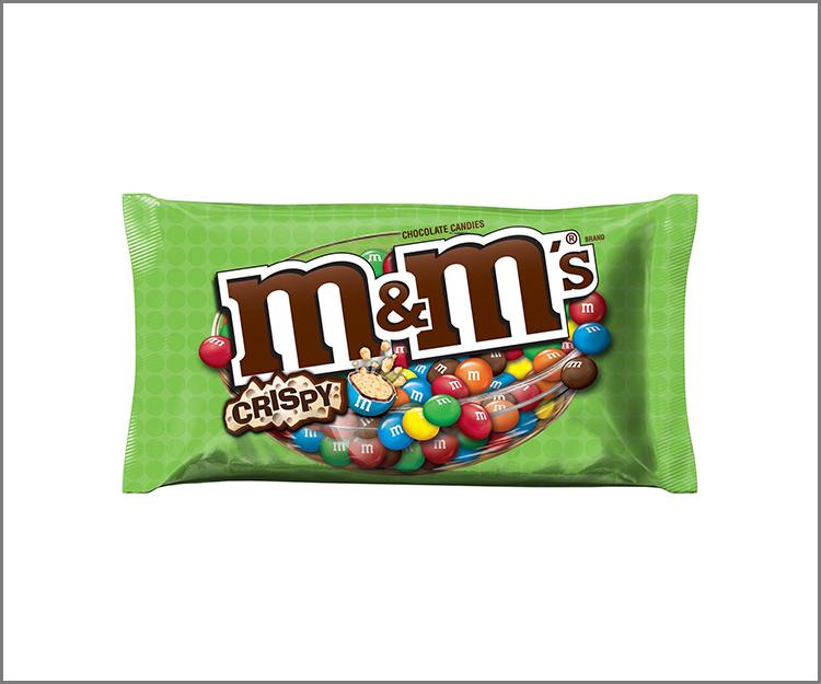 BOGO: Buy 1 M&M'S Candy, Get 1 M&M'S Crispy Chocolate Candy FREE!