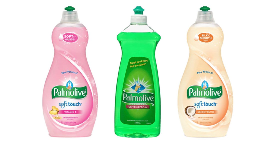 palmolive featured