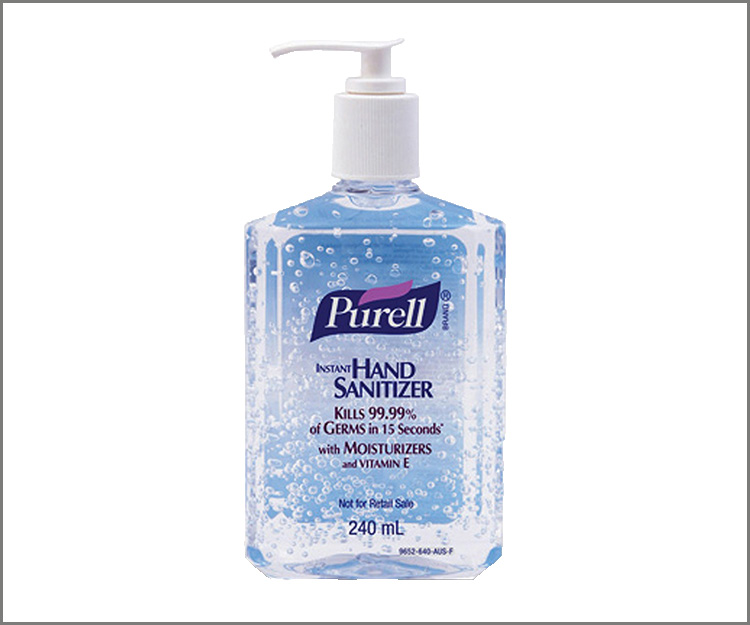 Save $0.75 on ONE PURELL Advanced Hand Sanitizer!