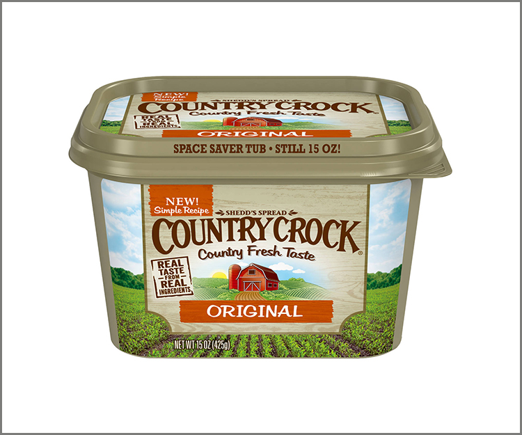 SAVE $1.00 when you buy one Country Crock 45oz product!