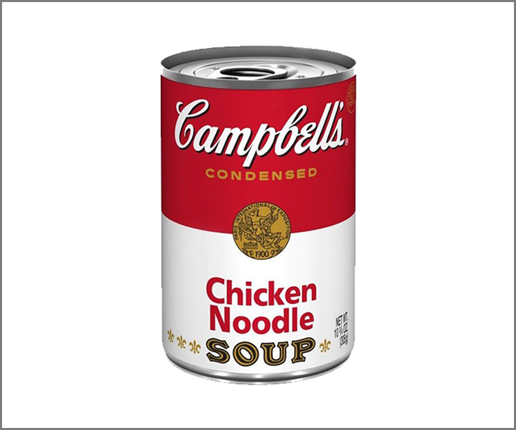 Campbell's Soup, only $.45 at WinCo!
