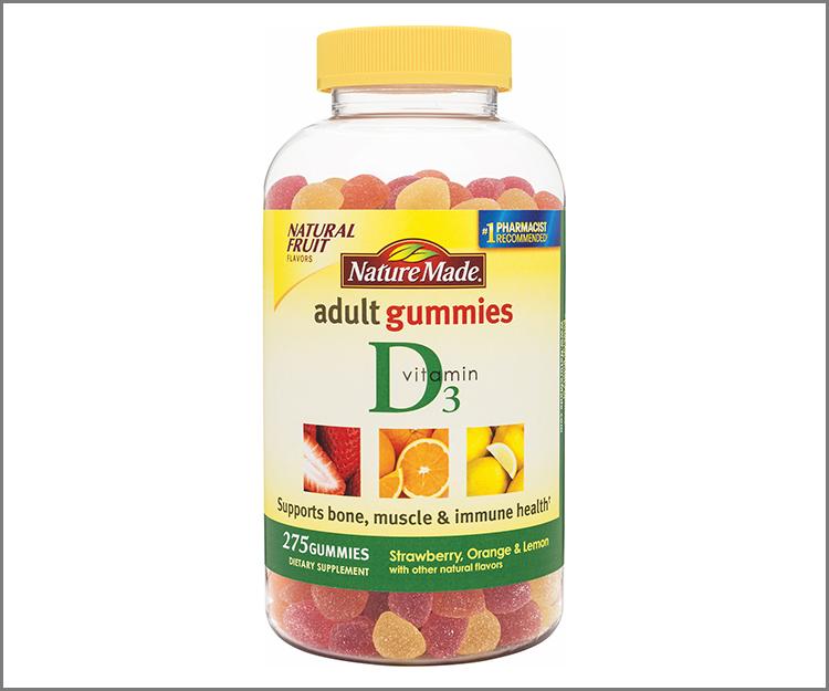 Save $2.00 on Nature Made gummie vitamins!