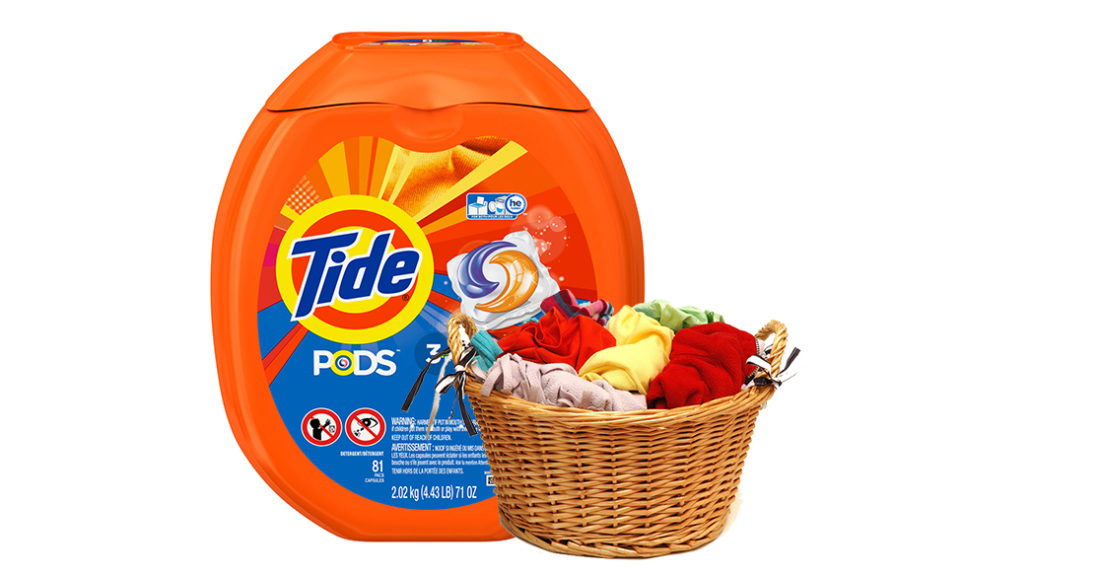 tide pods featured