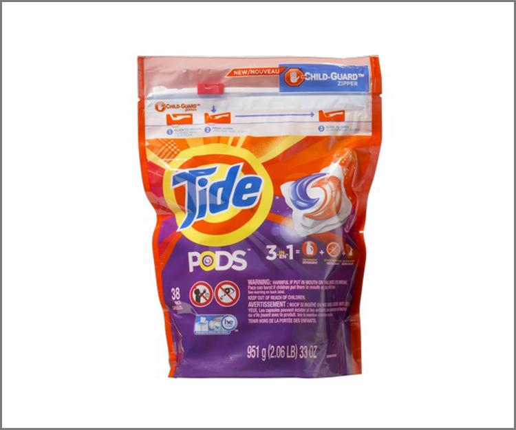 Tide Pods, only $2.44 at CVS!