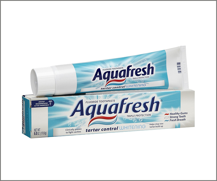 Get Aquafresh toothpaste for only $.92 at Target!
