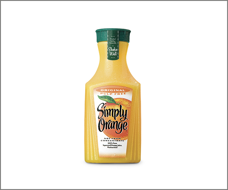 Simply Orange Juice, only $2.87 at Walmart!