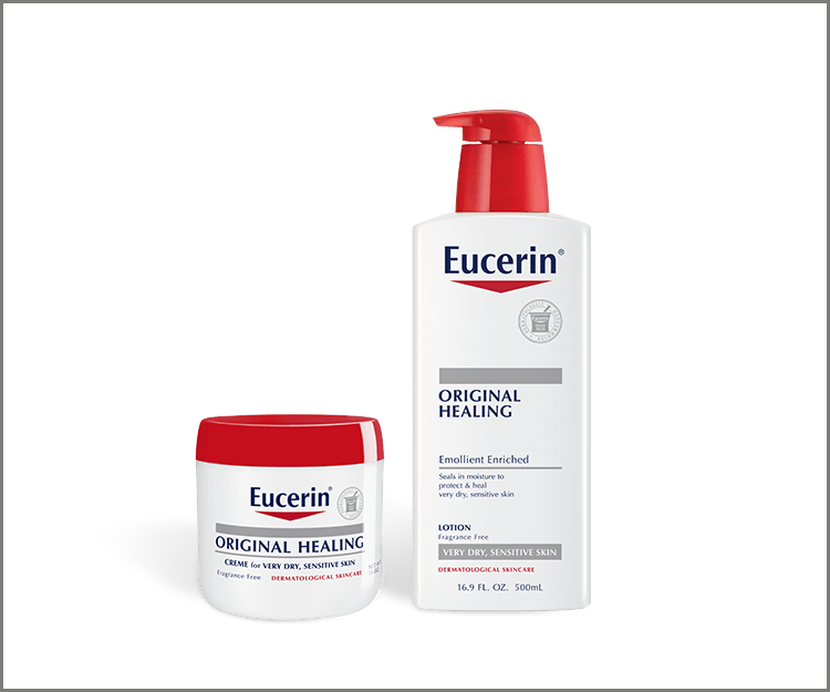 Save $2.00 on any Eucerin Body Lotion or Creme Product!