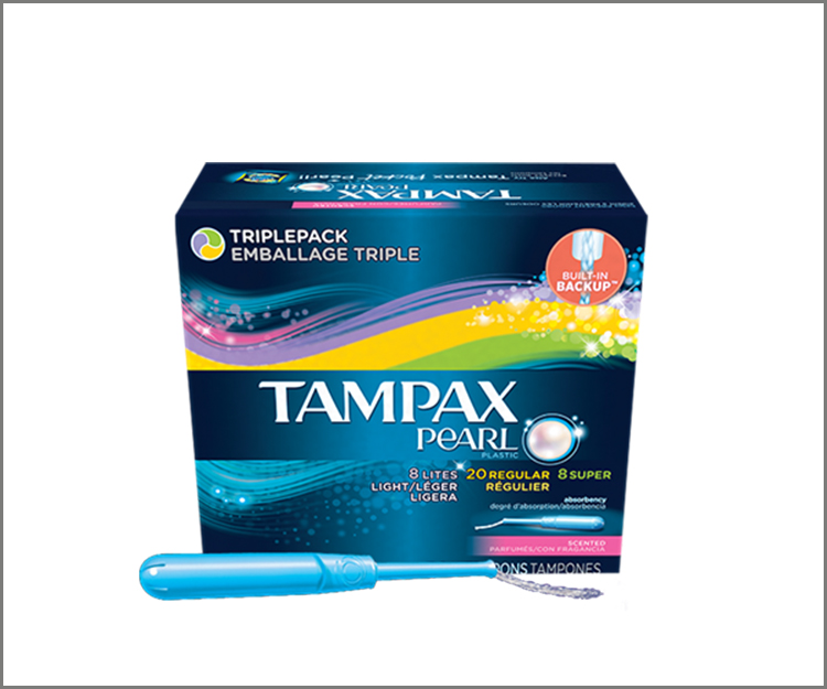 $3.00 off two Tampax Pearl products!